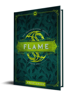 FLAME (Paperback Edition) - Katie Cross