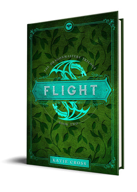 FLIGHT (Paperback Edition) - Katie Cross