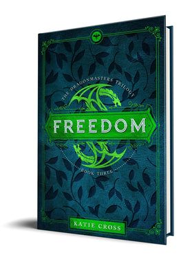 FREEDOM (Paperback Edition) - Katie Cross