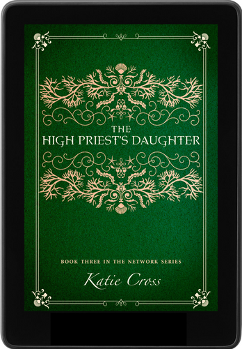 Cover of The High Priest's Daughter.