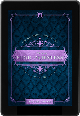 The High Priestess - Katie Cross