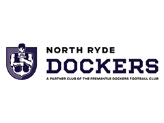 North Ryde Dockers AFL logo
