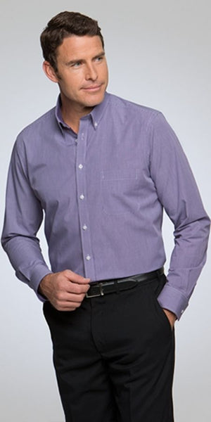 Pippa Check Mens Long Sleeve Shirt 4222 LS