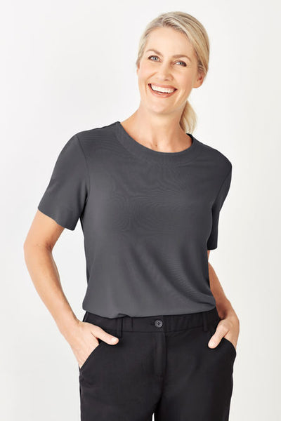 Womens Soft Jersey T-Top CS952LS