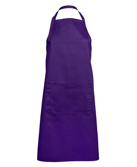 Bib Apron with Pocket 5A