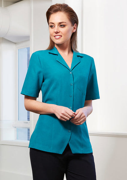 Oasis Ladies Plain Overblouse S265LS