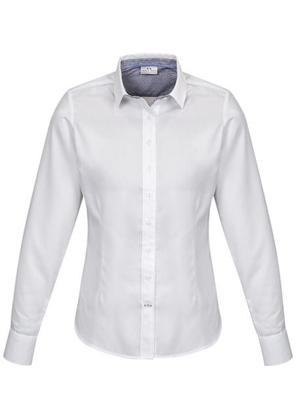 Herne Bay Ladies Long Sleeve Shirt 41820