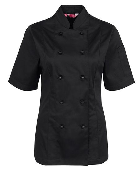 Chef's Jacket Ladies Short Sleeve 5CJ21