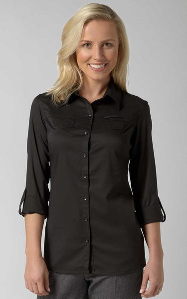 Yasmin Stretch Blouse