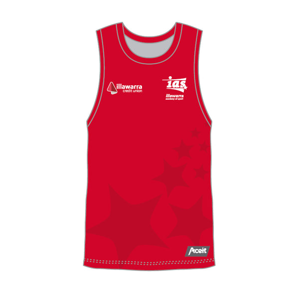 General Training Mens Singlet IAS TS600 SUB