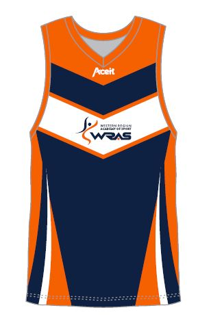WRAS Ladies Hockey Competition Singlet