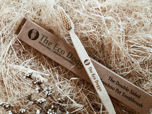 Eco Doggo Bamboo Toothbrush