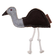 Load image into Gallery viewer, Outback Tails Felt Toy Ernie the Emu