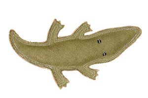 Outback Tails Steve the Suede Crocodile