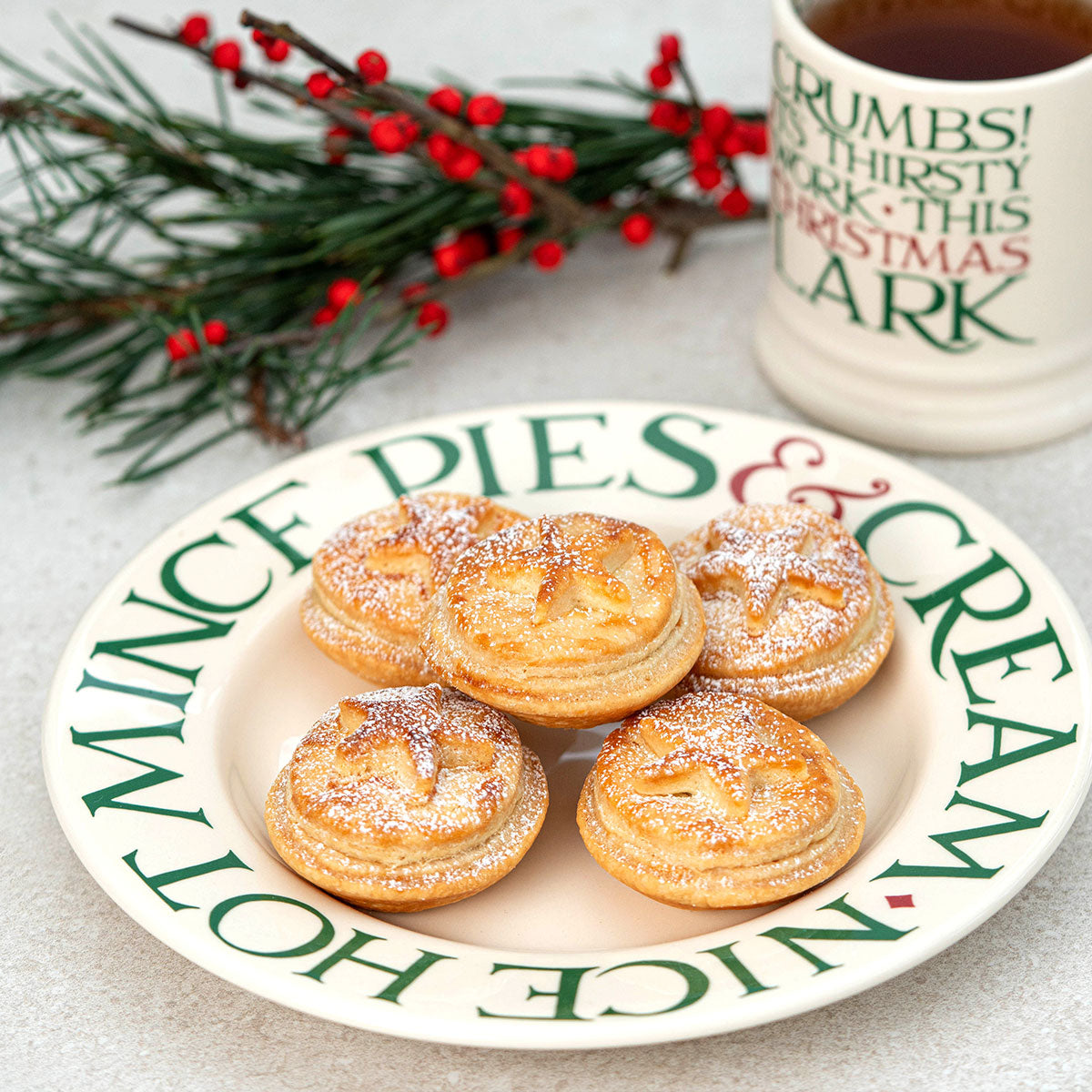 Earl Grey Mince Pies