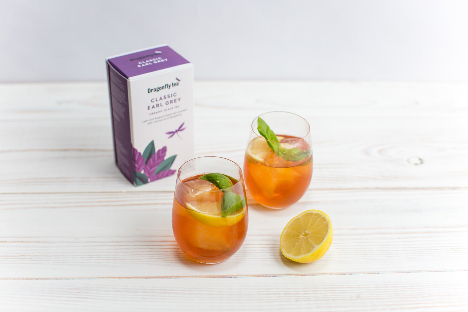 G & Tea – Earl Grey Gin Cocktail