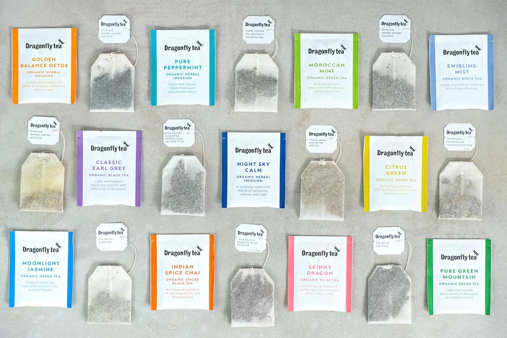 Biodegradable Teabags