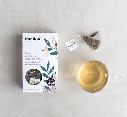 Dragonfly Tea - Bai Mudan Tea