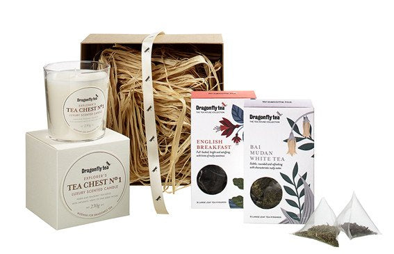 Dragonfly Tea gift set