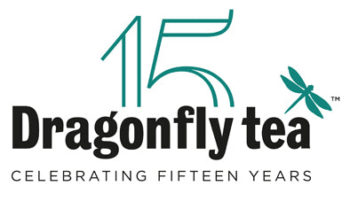15 years of Dragonfly Tea