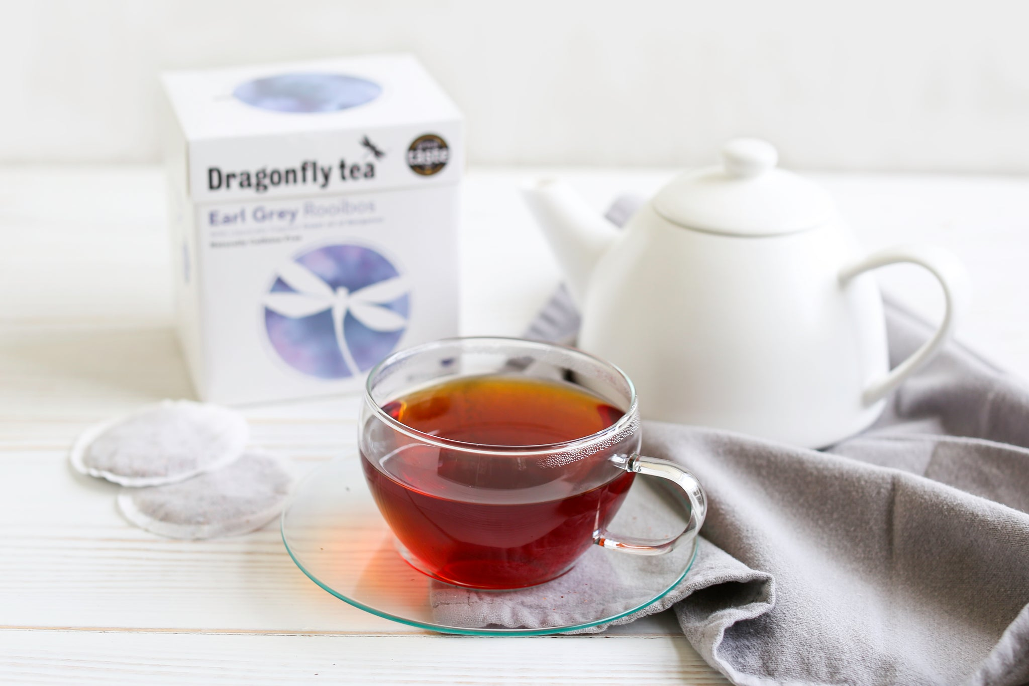 dragonfly earl grey tea