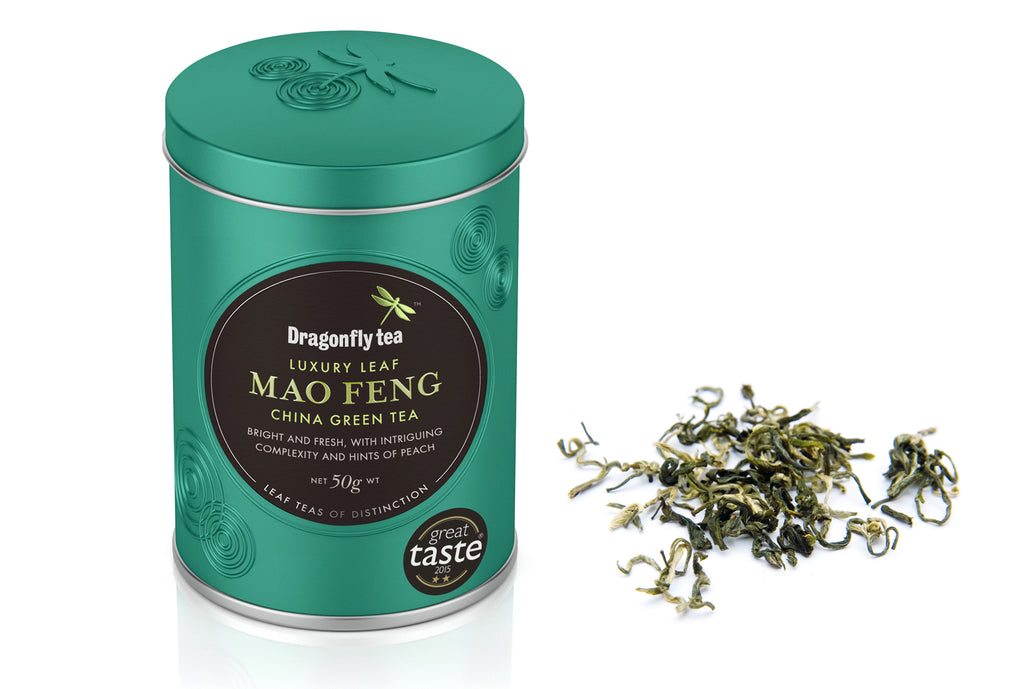 Win Mao Feng Green Tea