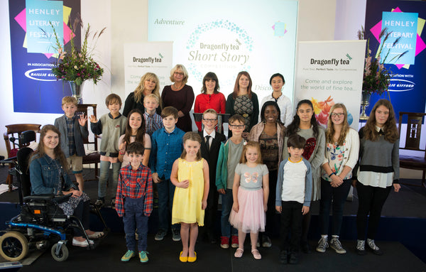 Dragonfly Tea short story competition winners 2016
