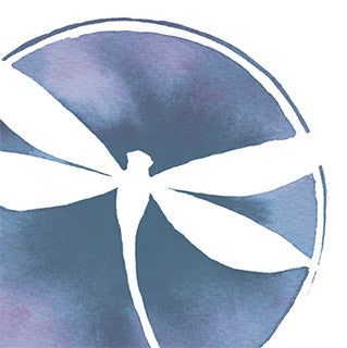Dragonfly tea the logo