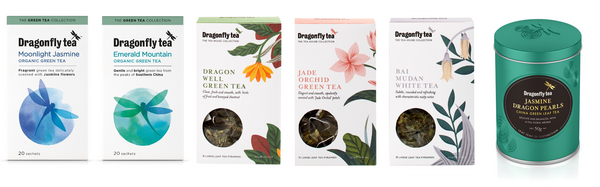 Dragonfly Teas from China