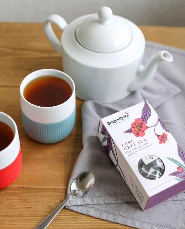 great taste dragonfly tea