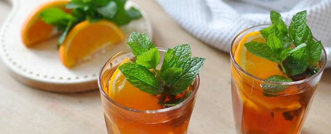Earl Grey iced tea recipe