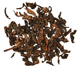 Pu'er tea leaves