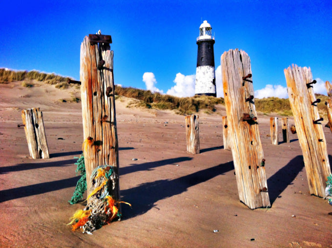 Spurn Point Yorkshire's East coast