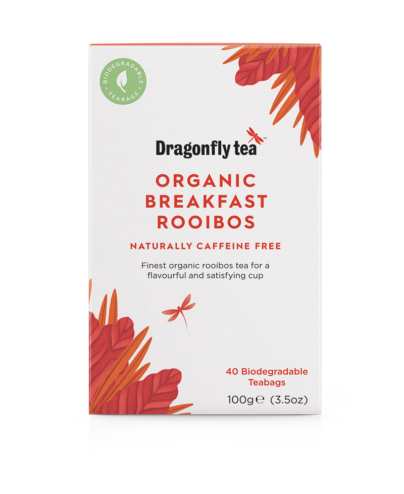 Breakfast Rooibos Tea - Dragonfly Tea