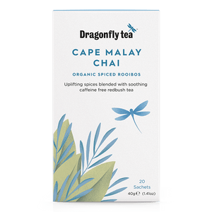 Cape Malay Chai Organic Rooibos - Dragonfly Tea