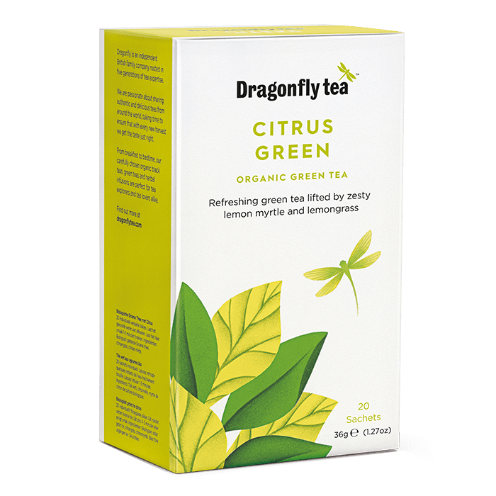 Citrus Green - Dragonfly Tea