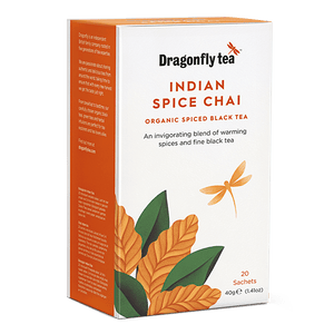Organic Indian Spice Chai - Dragonfly Tea