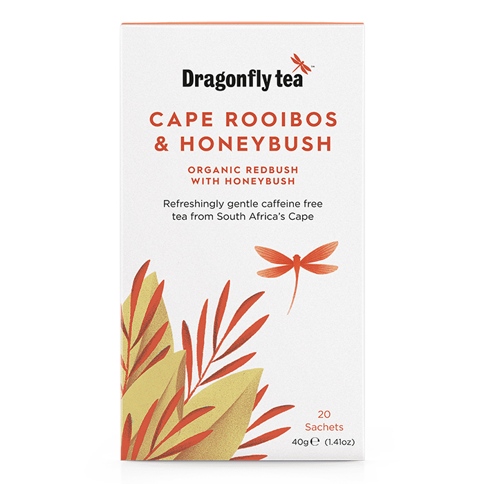 Cape Rooibos & Honeybush - Dragonfly Tea