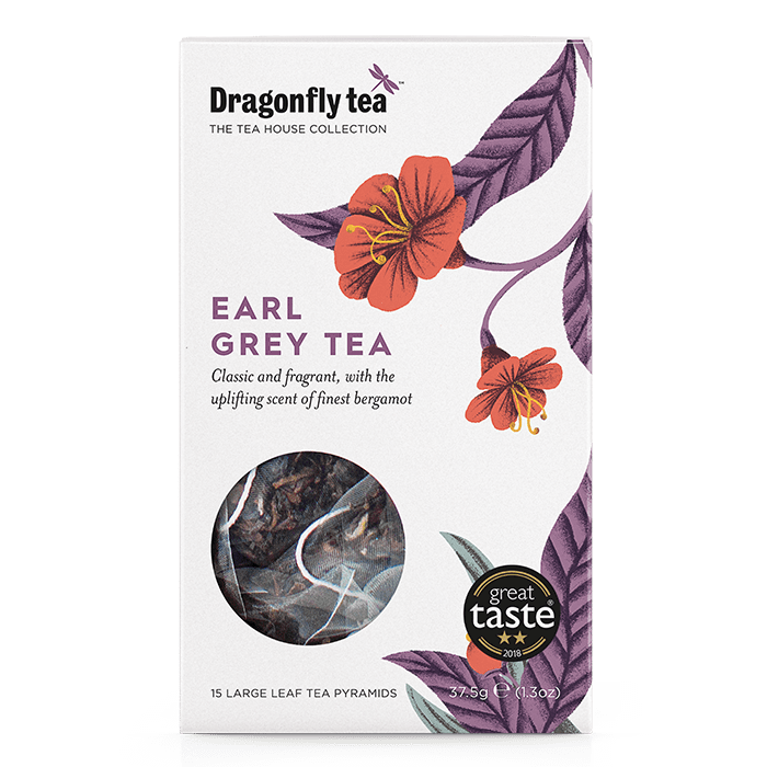 Earl Grey Tea - Dragonfly Tea
