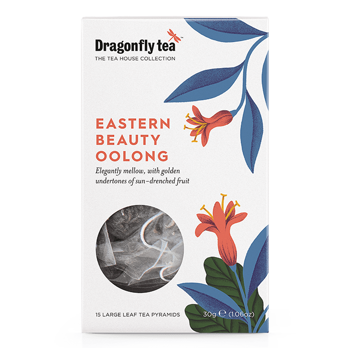Eastern Beauty Oolong Tea - Dragonfly Tea
