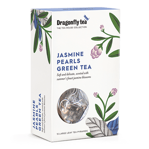 Jasmine Pearls Green Tea - Dragonfly Tea