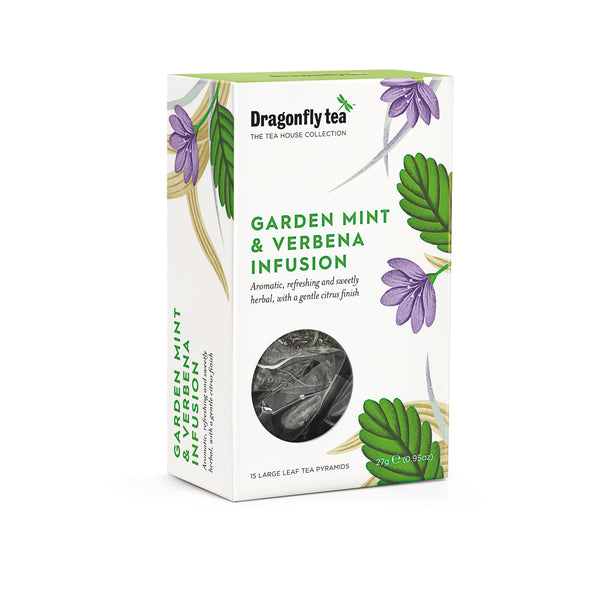 Garden Mint and Verbena 50% off