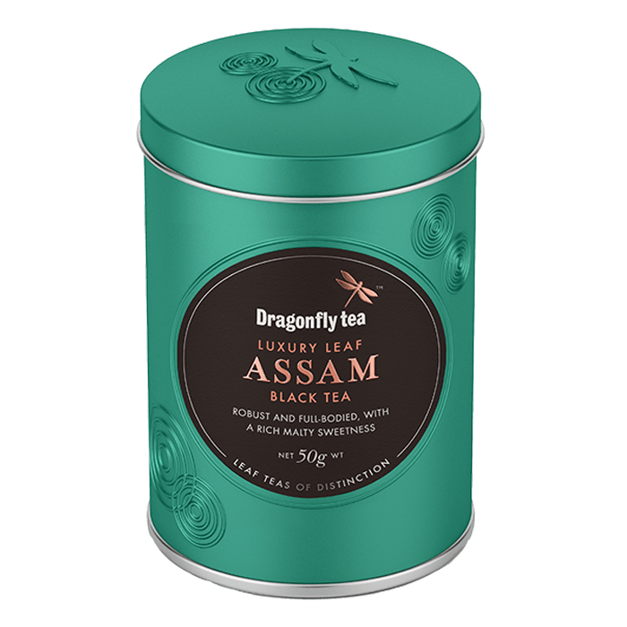 Luxury Leaf Assam Tea - Dragonfly Tea
