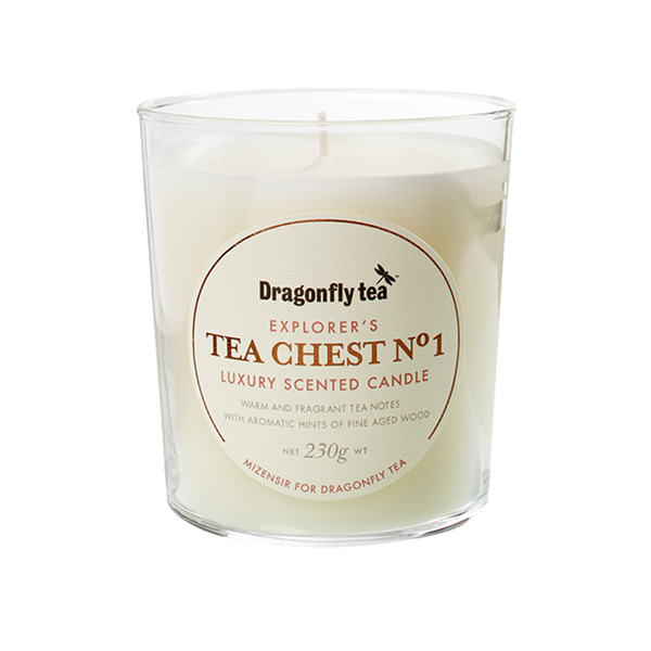 Tea Chest No1. Scented Candle