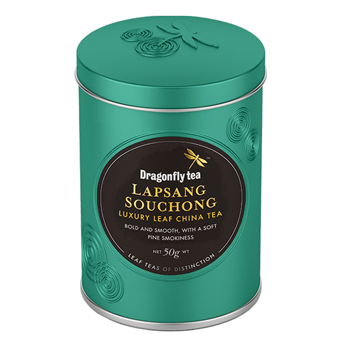Lapsang Souchong Luxury Loose Leaf Tea - Dragonfly Tea