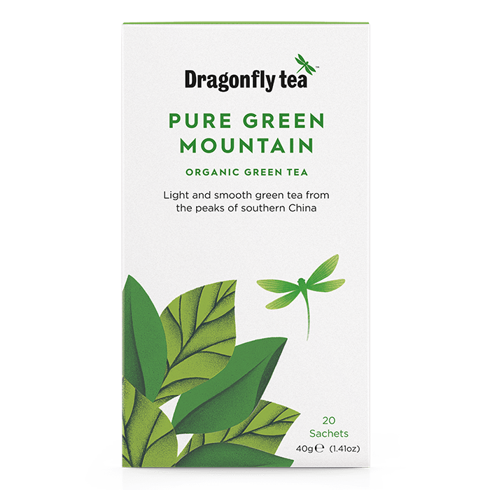 Pure Green Mountain - Dragonfly Tea