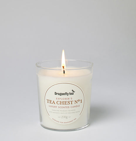 Special Edition: Luxury Tea and Candle Gift Box