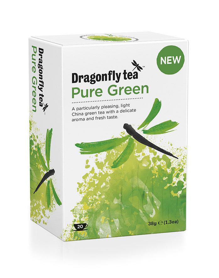 Dragonfly Pure Green Tea
