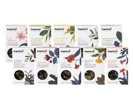 NEW Collection of artisan whole leaf teas