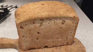 March Newsletter - Sourdough Bread from Starter